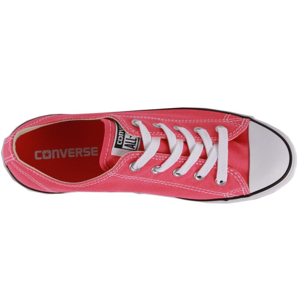 Amazon.com: Converse CT Dainty Ox Rose Womens Trainers -: Clothing