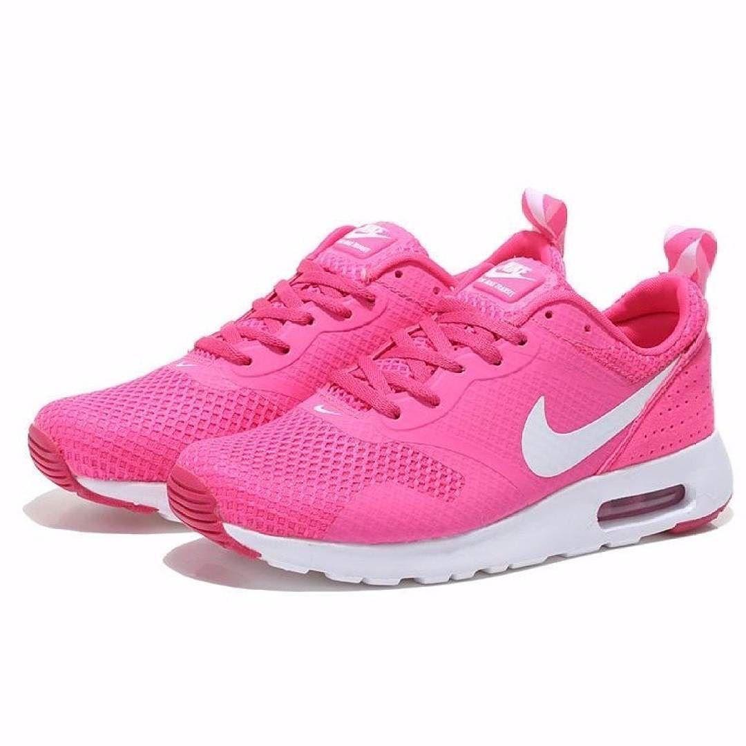 Nike air max tavas rosas