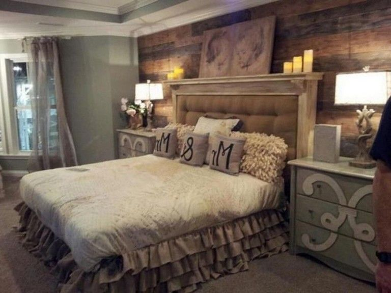 48+ Gorgeous Romantic Master Bedroom Ideas For Burning Love