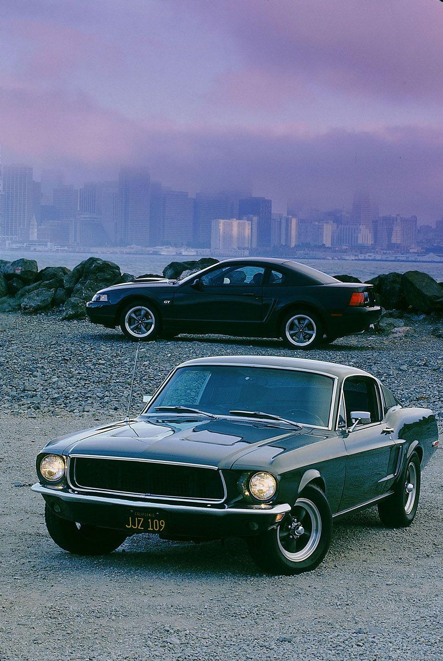 1968 ford mustang fastback gt390 bullitt muscle cars pinterest mustang bullitt. Black Bedroom Furniture Sets. Home Design Ideas