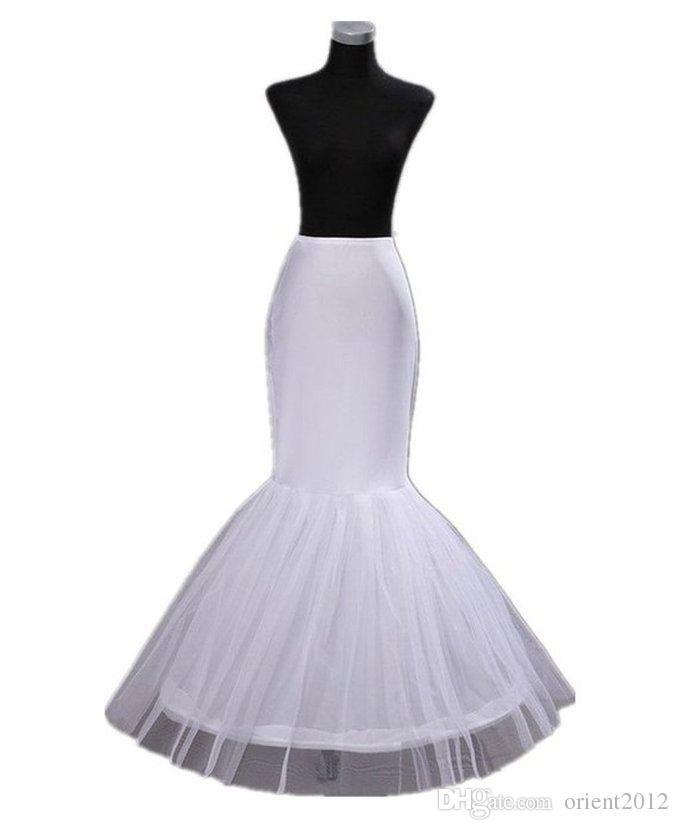 Cheap Super Cheap Ball Gown 6 Hoops Petticoat Wedding Slip Crinoline ...