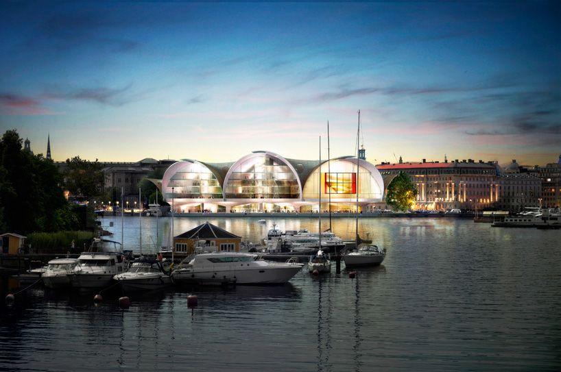 landing seagulls by marcel meili, markus peter architekten AG - designboom | architecture