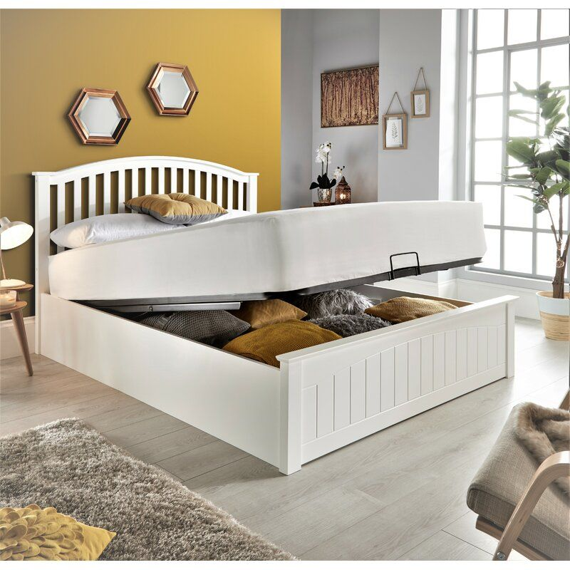 Cypress Gardens Small Double 4 Ottoman Bed Ottoman Storage Bed Bed Frame With Storage Ottoman Bed