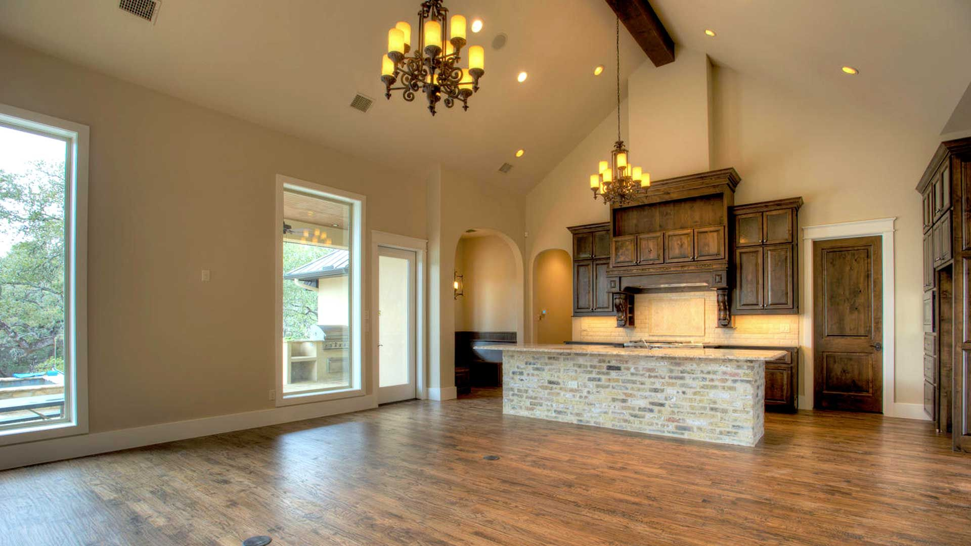Completed Hill Country Fusion Highlands Ranch 19