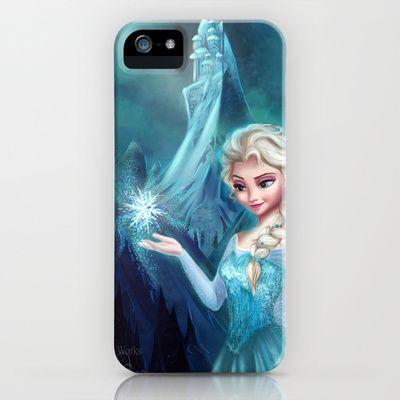 coque iphone 8 elsa frozen