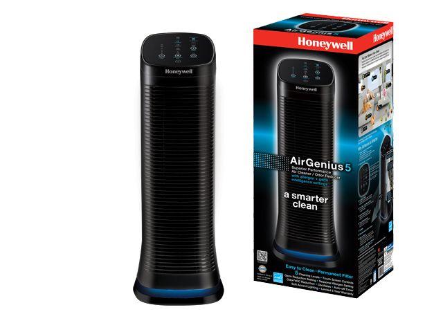 Honeywell HFD320 AirGenius 5 Air Cleaner/Odor Reducer