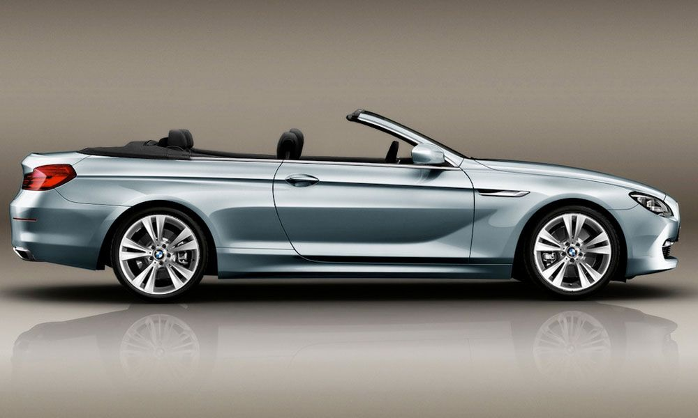 Bmw 6 Series Convertible Luxury Car Rentals In Miami And Across The