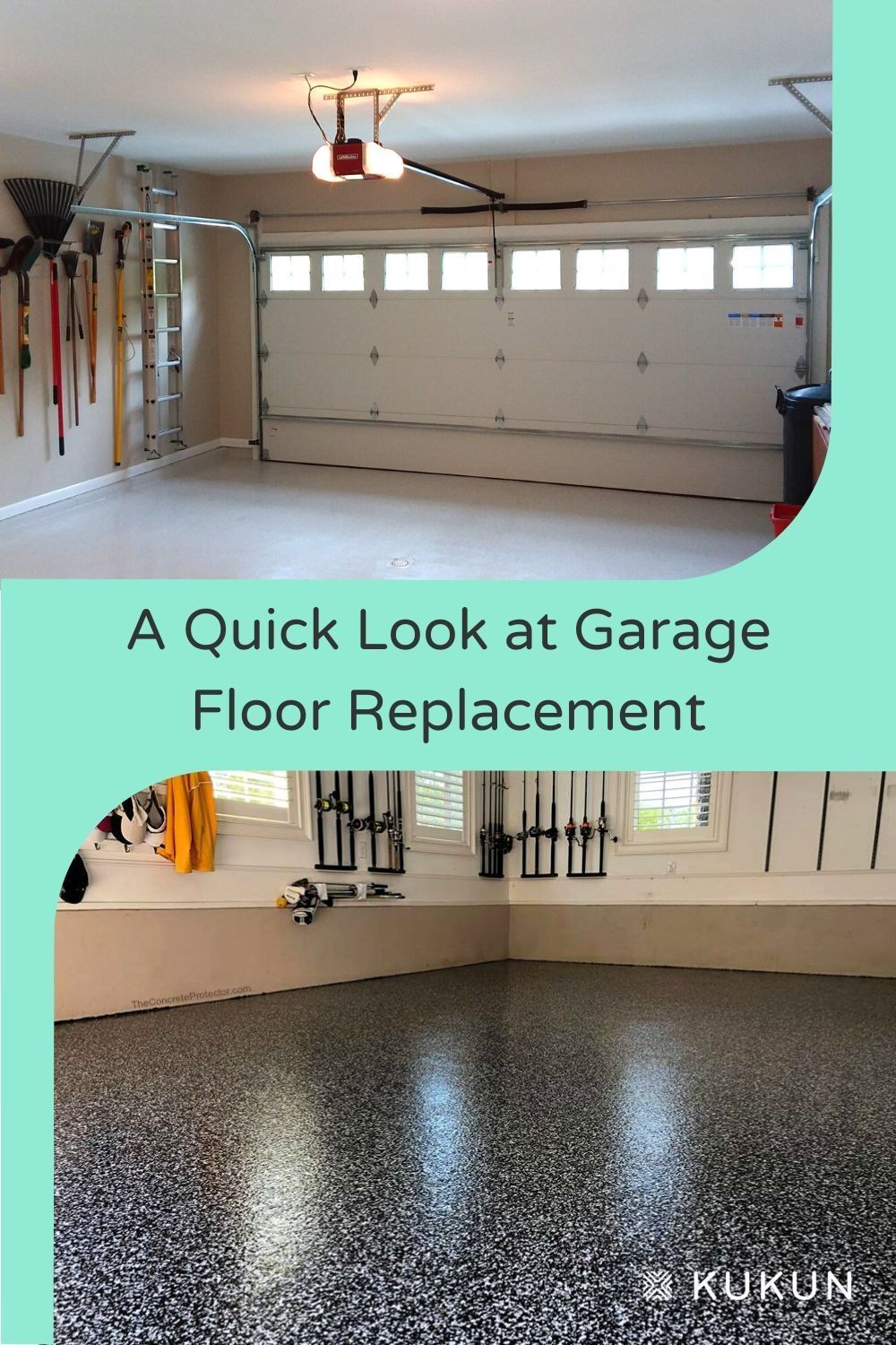 It S Only Natural That Garage Floors Experience Wear And Tear But