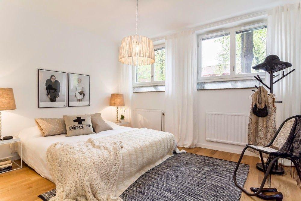 DE LA TENDRESSE EN GRIS ET BLANC Bedrooms