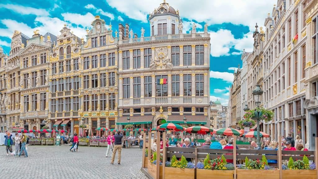 One Day In Brussels Belgium City Guide