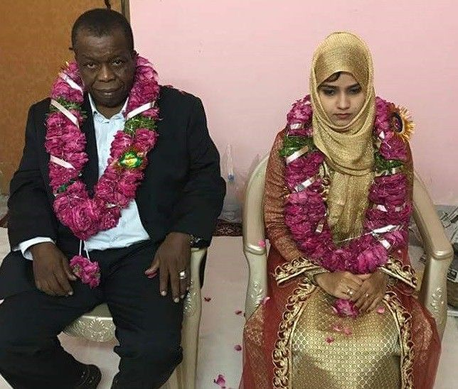 15-Year-Old Muslim Indian Girl Married Off To An Old -5023