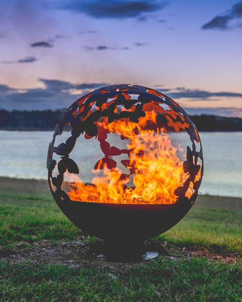 Flitter Flutter firepit for sale | Fire pit australia ...