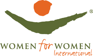Women For Women International Logo Women Survivor Women Helping Women Women Education