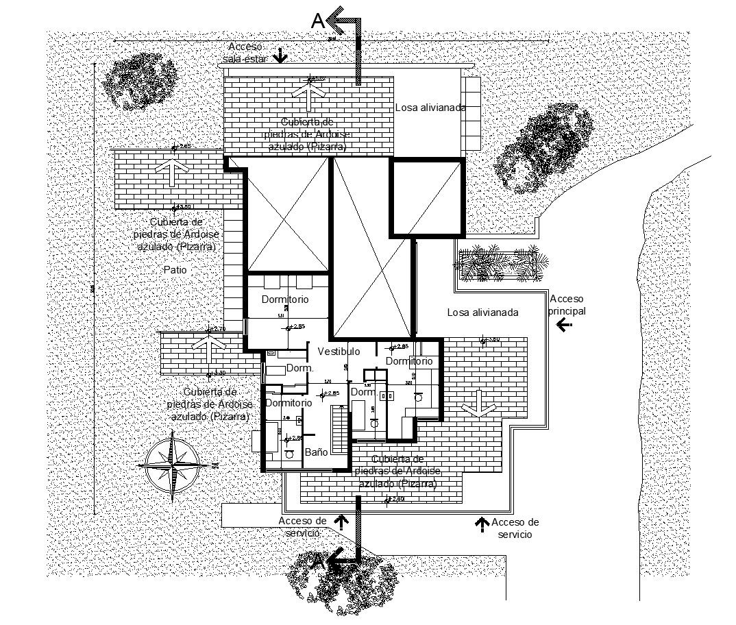 Alvar aalto summer house Muuratsalo Experimental House CAD
