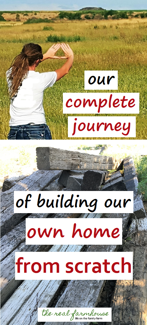 From start to finish everything you could ever need to - What to know when building a house ...