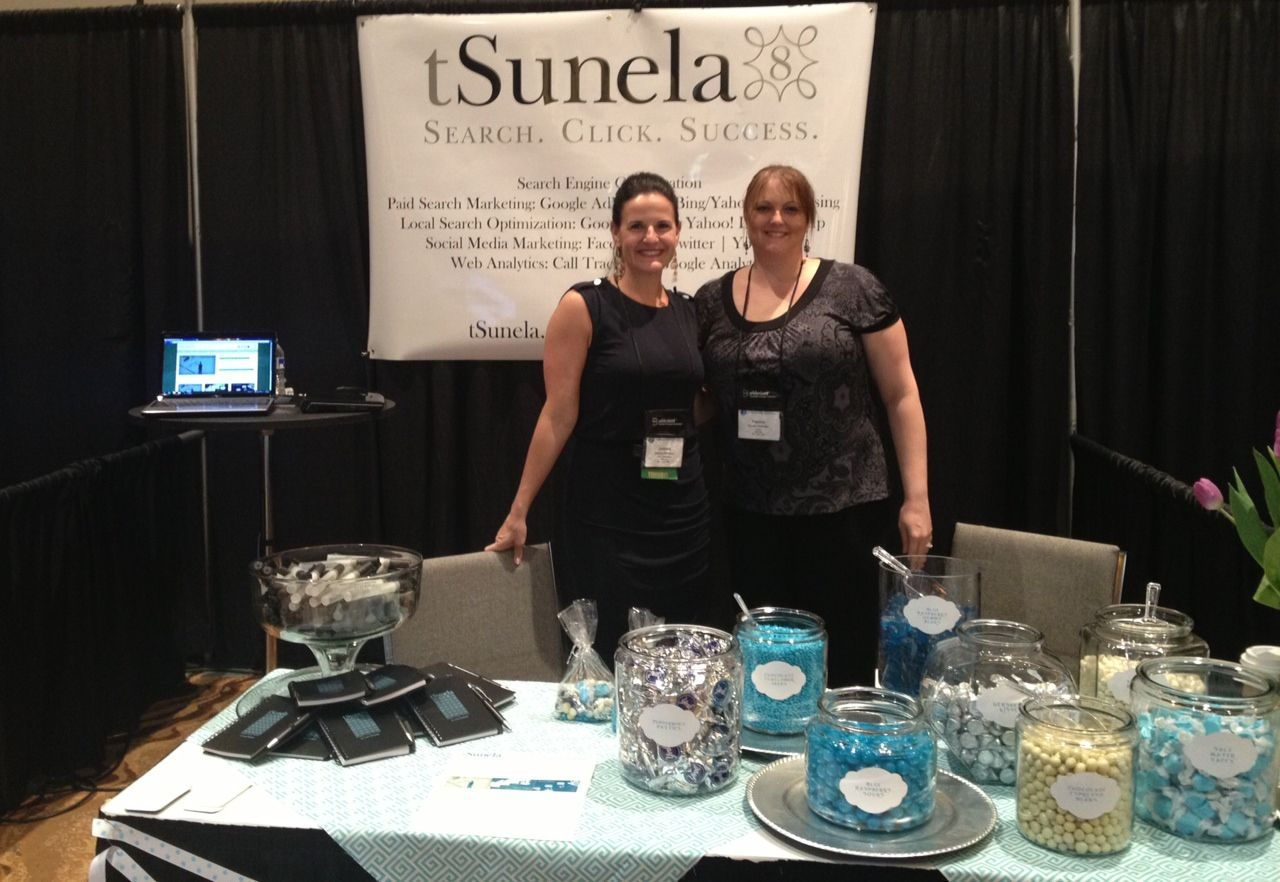 tSunela Co-Founders at the 18th National Healthcare Marketing Strategies Summit in Arizona