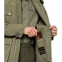 Photo of Jack Wolfskin vindtett sommerjakke herre Lakeside Safari Jakke Menn grønn Jack Wolfskin