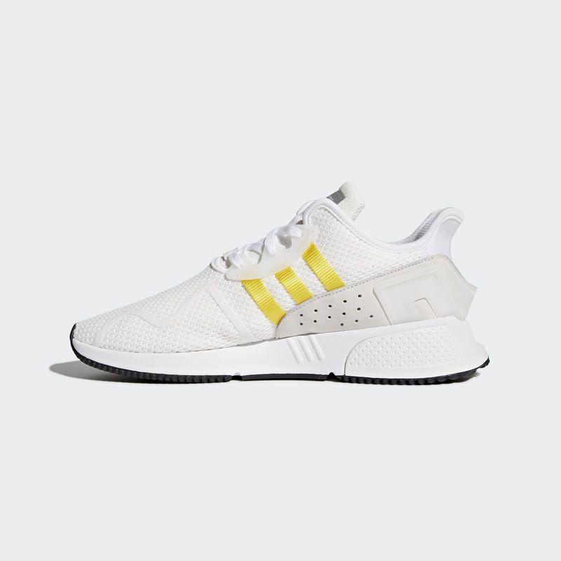 Adidas EQT Cushion ADV blanco amarillo Adidas y gris