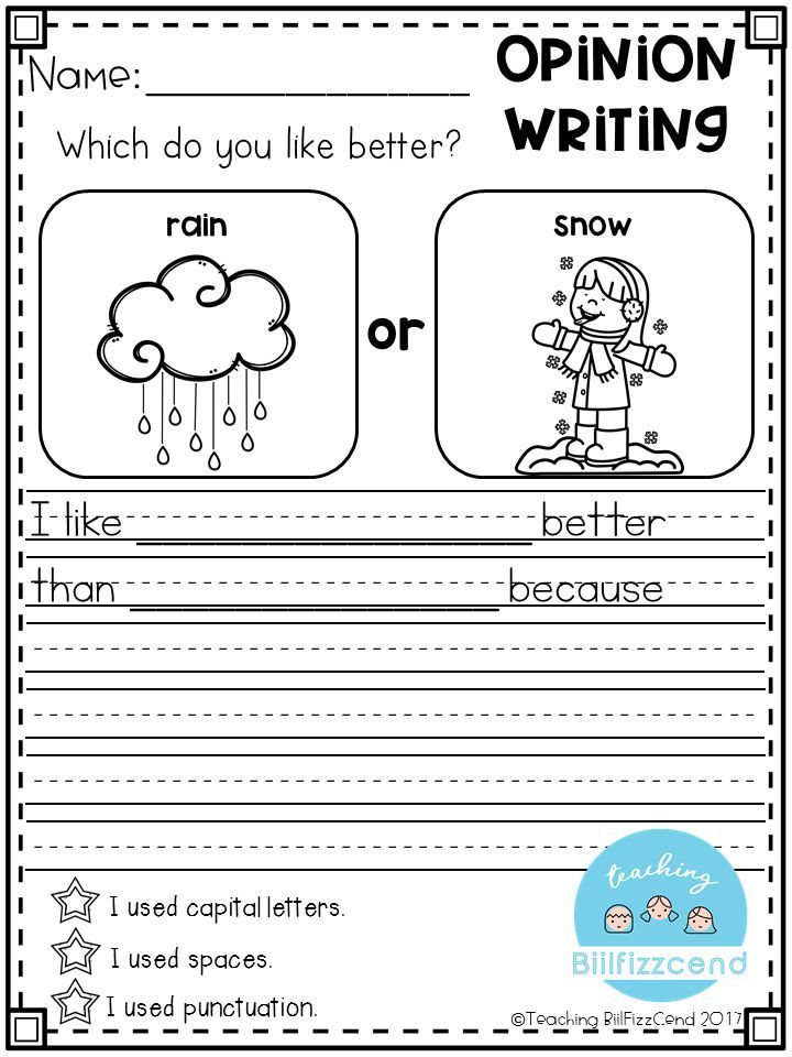 Writing Prompts Opinion Writing Amp Picture Prompts The