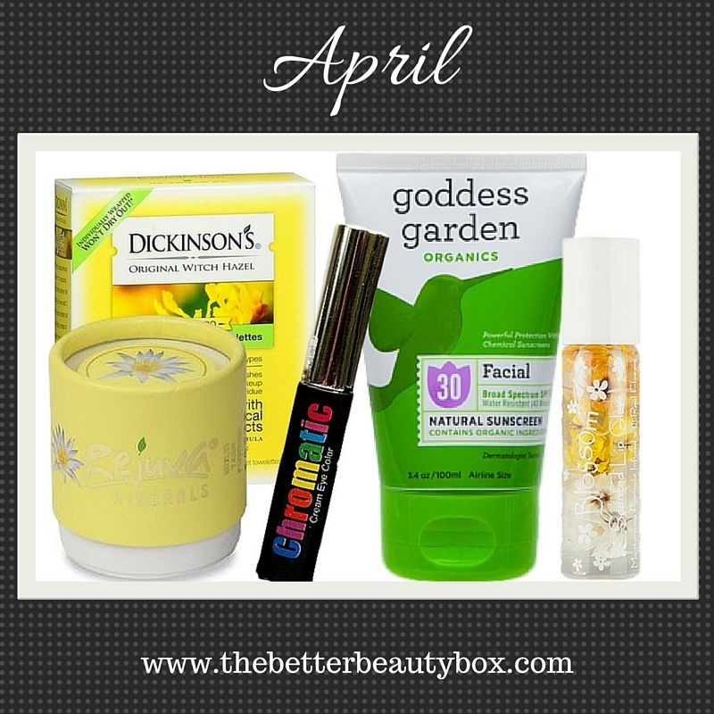 The Better Beauty Box is a nontoxic subscription box for