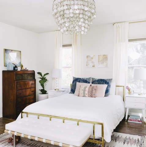 How to Create a Cool, Summer-Ready Bedroom