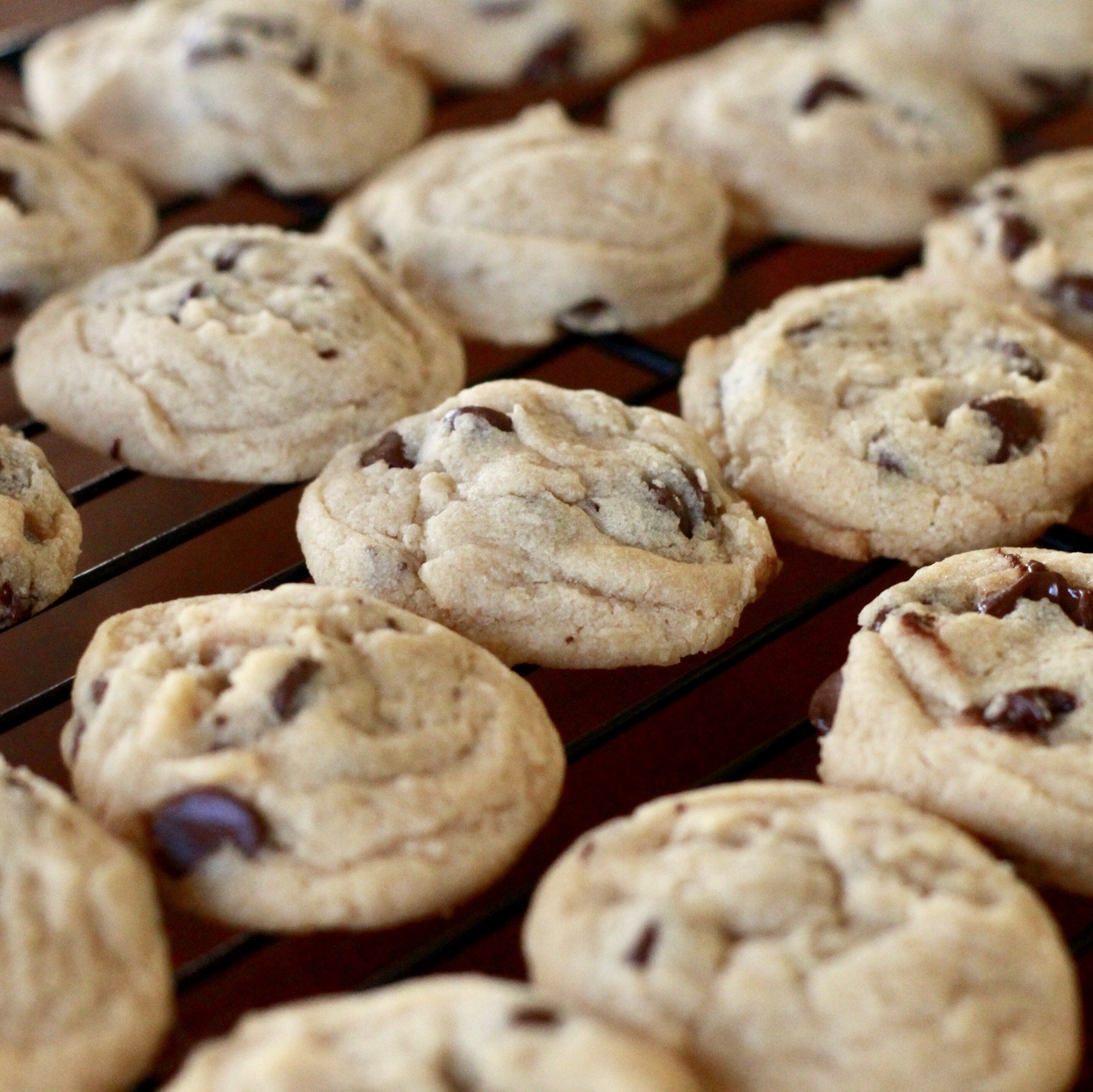 Best egg free chocolate chip cookies recipe with images