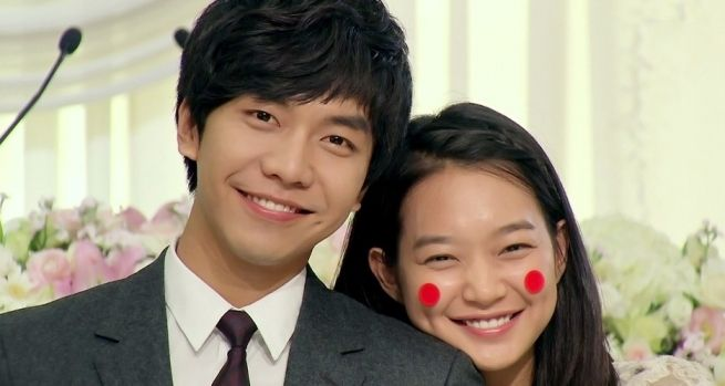My Girlfriend is a Gumiho - Couple As a Bride and Groom
