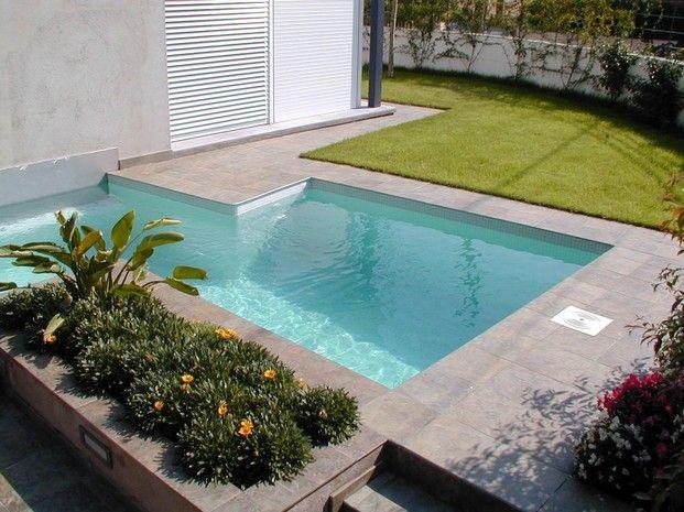 Ferron piscinas piscinas piscinas piscinas modernas y for Piscinas modernas pequenas