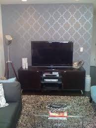 why would you put a tv in front of this beautiful wall?