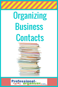 Overrun with business cards tips on organizing business contacts too many business cards time to start organizing business contacts colourmoves