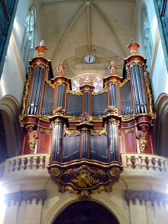Pin on Pipe Organ
