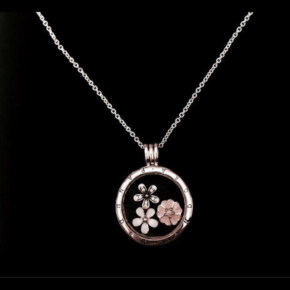 a4bb29735 Shop Women's Pandora size OS Necklaces at a discounted price at Poshmark.  Description: The Necklace Comes with the Pandora Necklace Tag and the  Pandora ...
