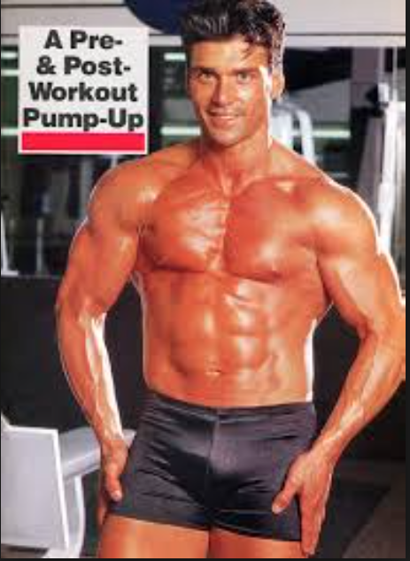 I remember Frank from my early training days at #Golds # ... |Frank Grillo Abs