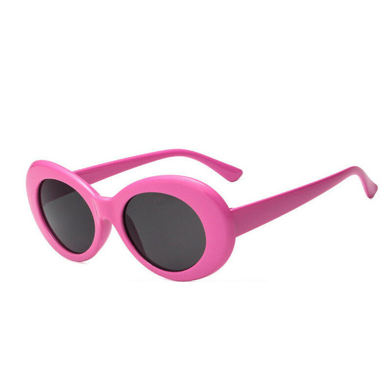 Retro Clout Goggles Unisex Sunglasses Rapper Oval Shades Grunge Frames Glasses Ebay Round Sunglasses Vintage Glasses Fashion Retro Glasses