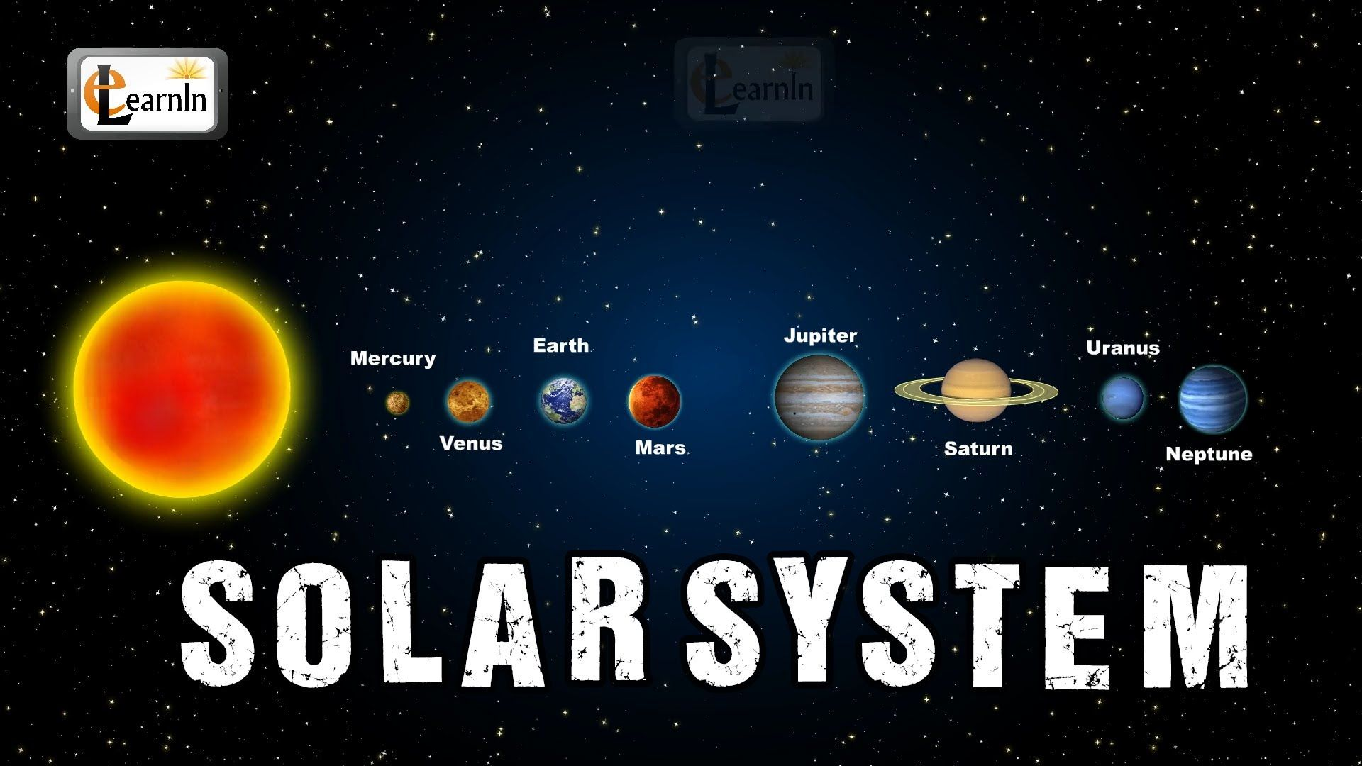 Planets in our solar system | Sun and solar system | Solar