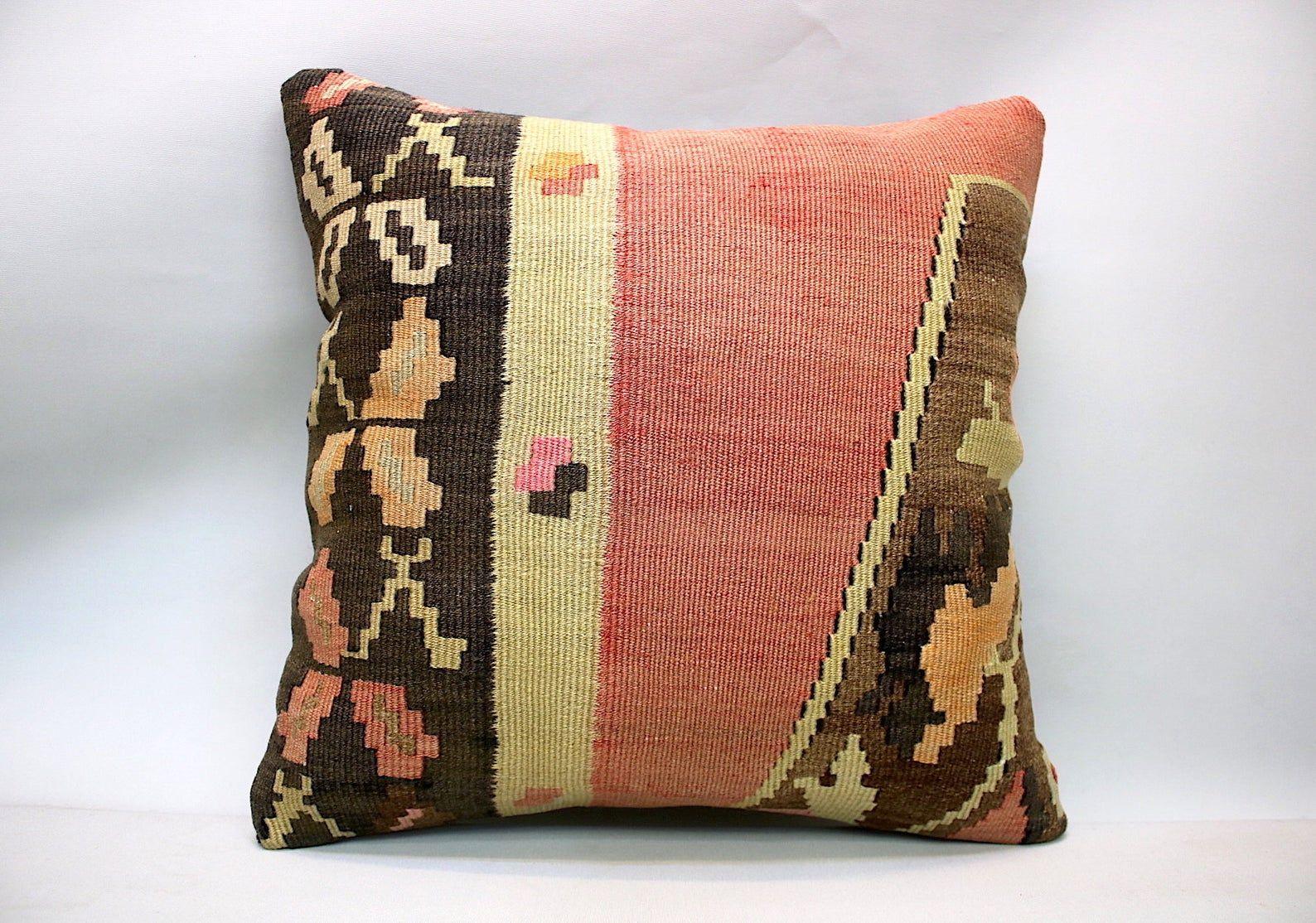 Kilim Pillow, 20x20 in. (KW50501021)