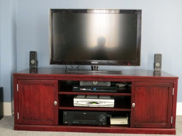 Tv entertainment center do it yourself home projects from ana tv entertainment center do it yourself home projects from ana white solutioingenieria Image collections