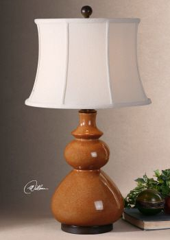 Belfast Red Table Lamp  We Have 1 In Stock