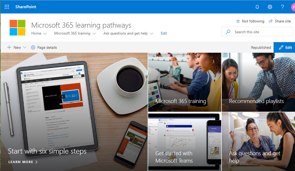 Microsoft 365 Learning Pathways Your Customizable Training Solution To Increase Usage Of Microsoft Microsoft Sharepoint Learning
