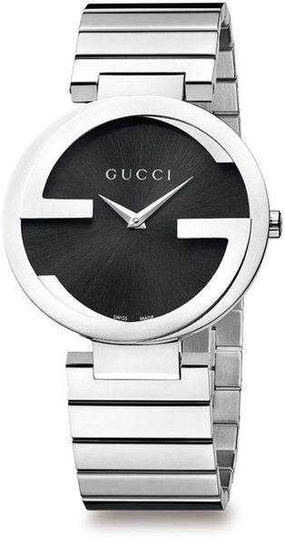 0d2d680c100 Stainless Steel Double G Link Bracelet Watch - Lyst