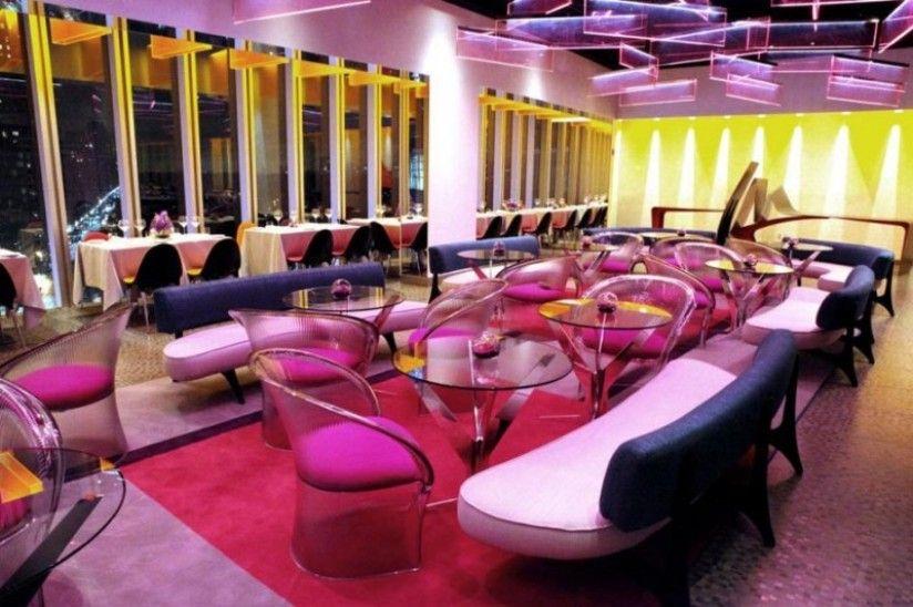 modern restaurant interior eve lin