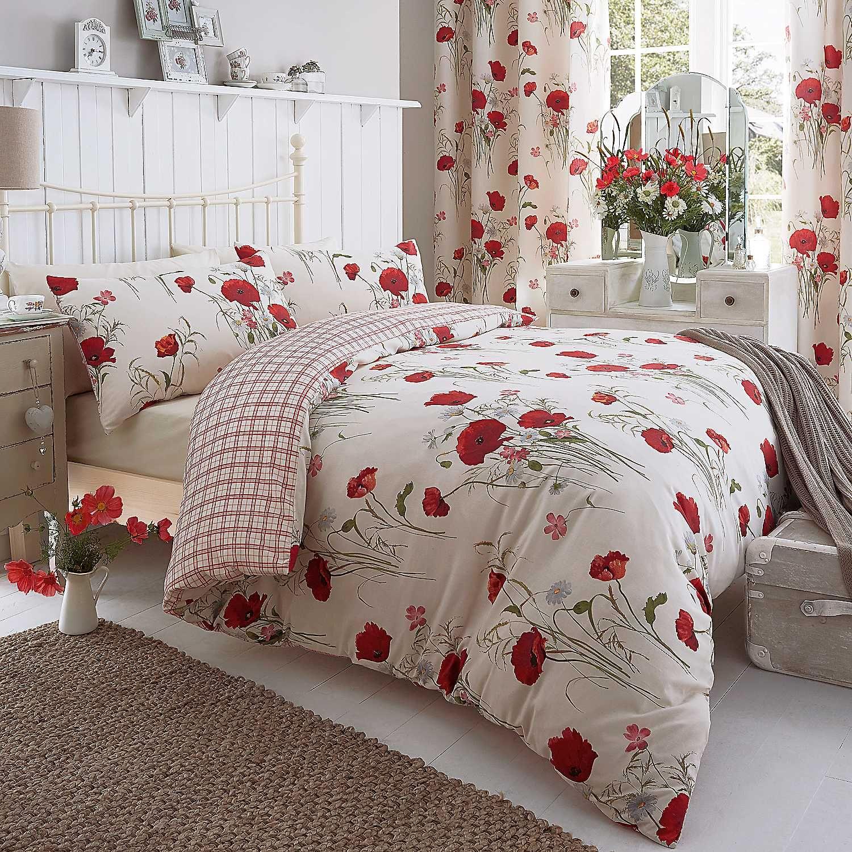 Karen Millen Velvet Pleat Boudoir Cushion Red duvet