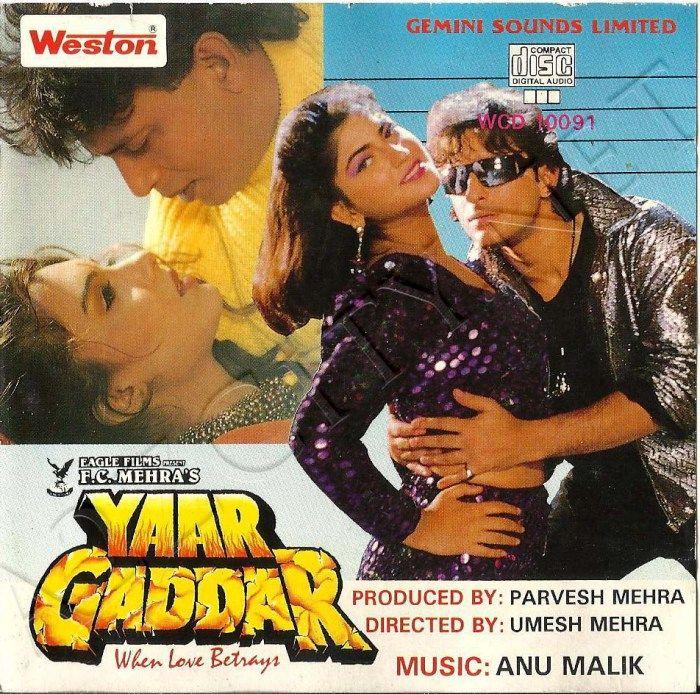Yaar Ghadar [1994-MP3-VBR-320Kbps]