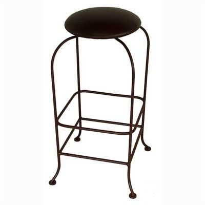 Miraculous 24 Backless Swivel Metal Barstool Fabric Veronica Metal Uwap Interior Chair Design Uwaporg
