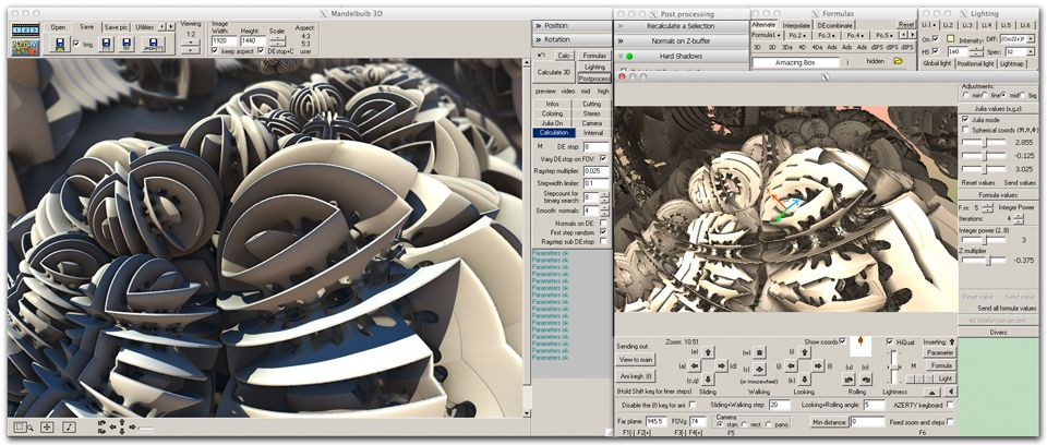 Mandelbulb 3D is a free software application created for 3D ...