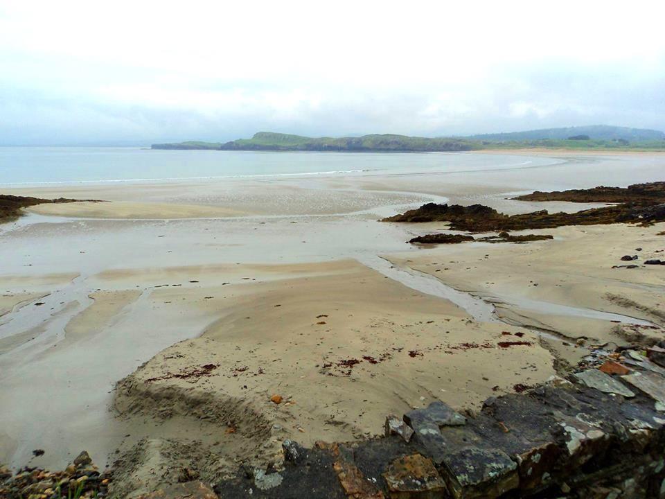 Ireland Marble Hill Beach Comte De Donegal Donegal Ireland Marble Hill Beach