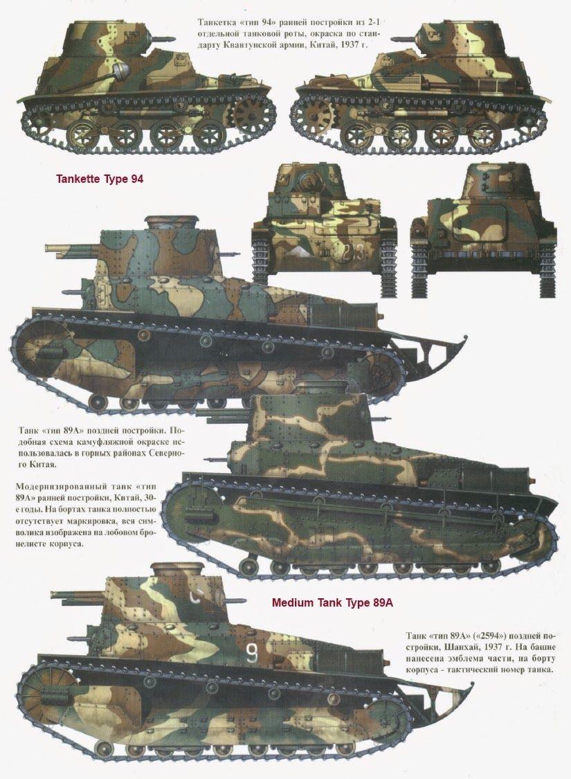 Japanese Armour Japanese Tanks Military Armor Japanese