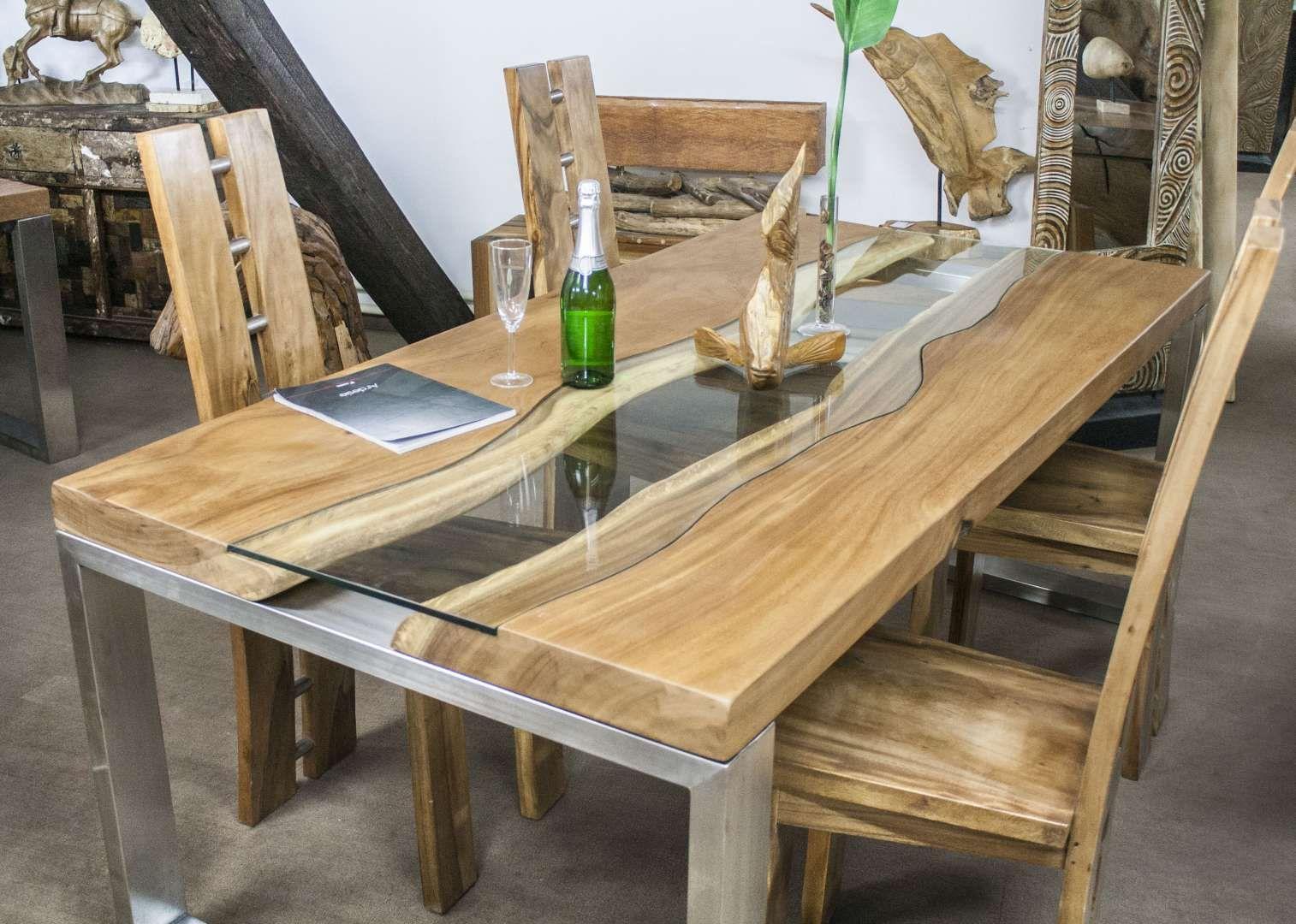 Esstisch 200 X 100 Cm Serie Elements Tisch Selber Bauen