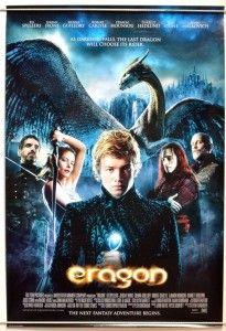 Original Cinema Quad Poster - Movie Film Posters | Eragon ...