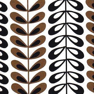 Alexander Henry - Kenyan Tea Leaf, Coffee/Black -